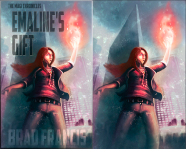 Book Cover for Urban Fantasy Adventure