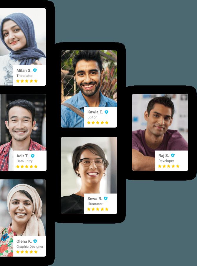 Parempaa yhteydenpitoa päälliköiden ja freelancereiden välillä