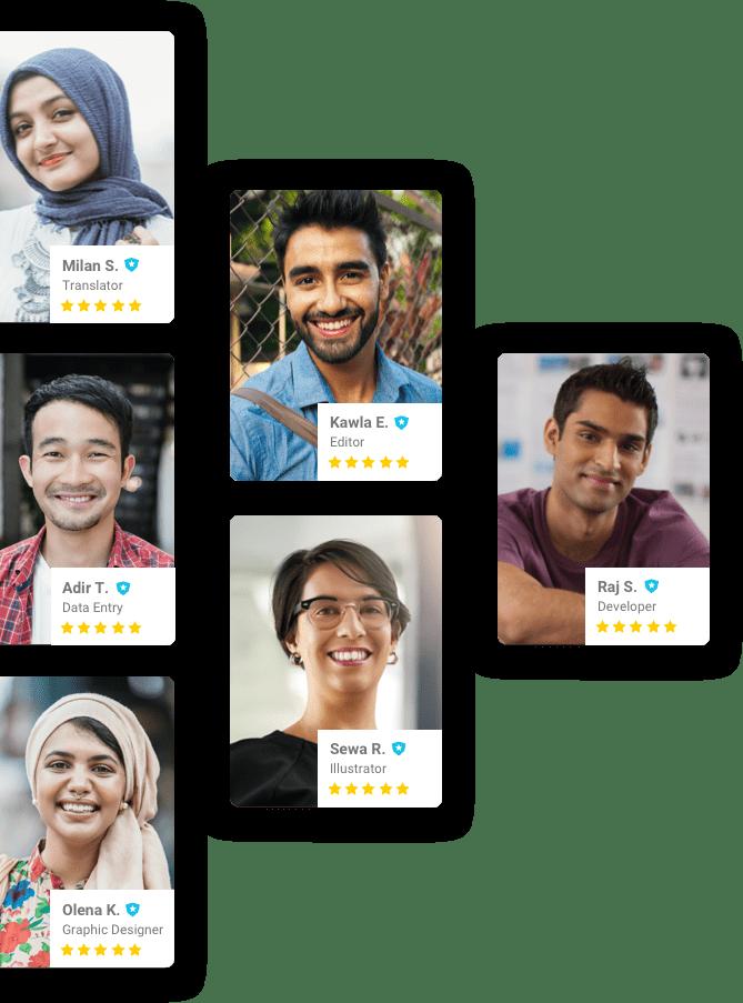 프로젝트 관리자와 프리랜서 간의 의사 소통 개선
