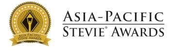 Logotip APAC Stevie 2020