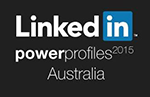 Power Profiles de LinkedIn - 2015