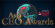 Logo de ASIA CEO Awards
