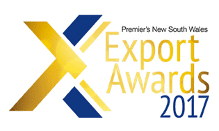 Logo degli Australia Export Awards