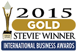 Çmimi Gold Stevie - 2015