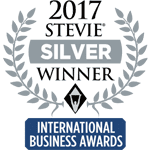Srebrni Stevie 2017 logotip