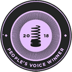 People's Voice Award en 22nd Annual Webby Awards 2018