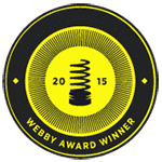 19esimi Webby Awards dell'Anno 2015