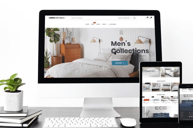 Website Development Showcase