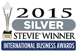 Silver Stevie Award - 2015